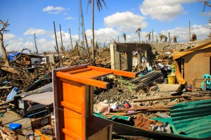 ADDU's Relief Operation for Yolanda Survivors Reaches Palo in Leyte